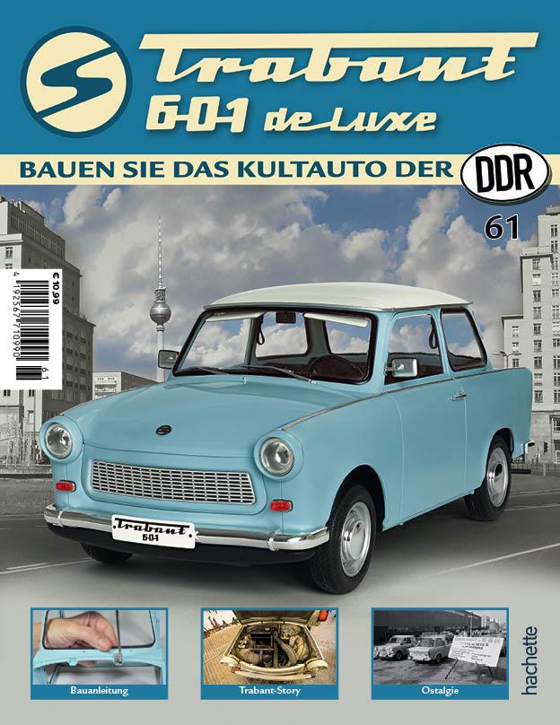 Trabant 601 de luxe – Ausgabe 061