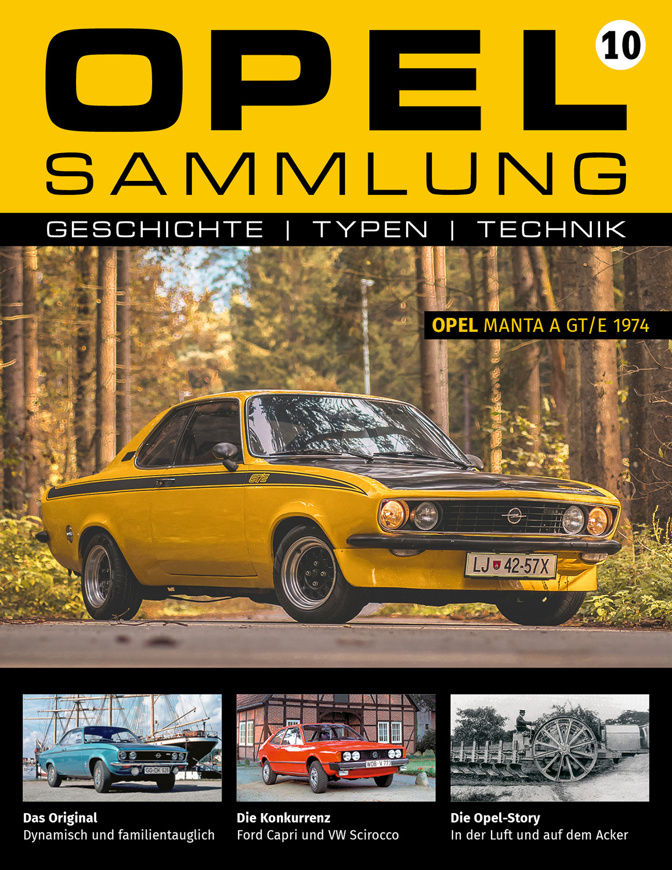 Opel-Sammlung – Ausgabe 10