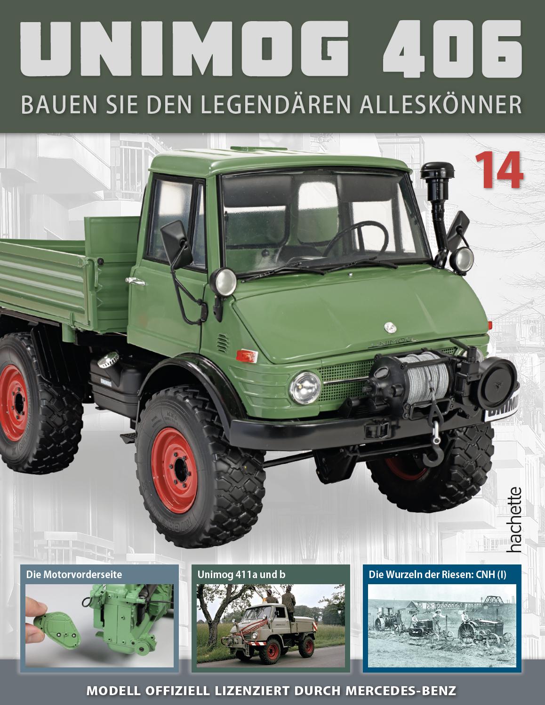 Unimog 406 – Ausgabe 014