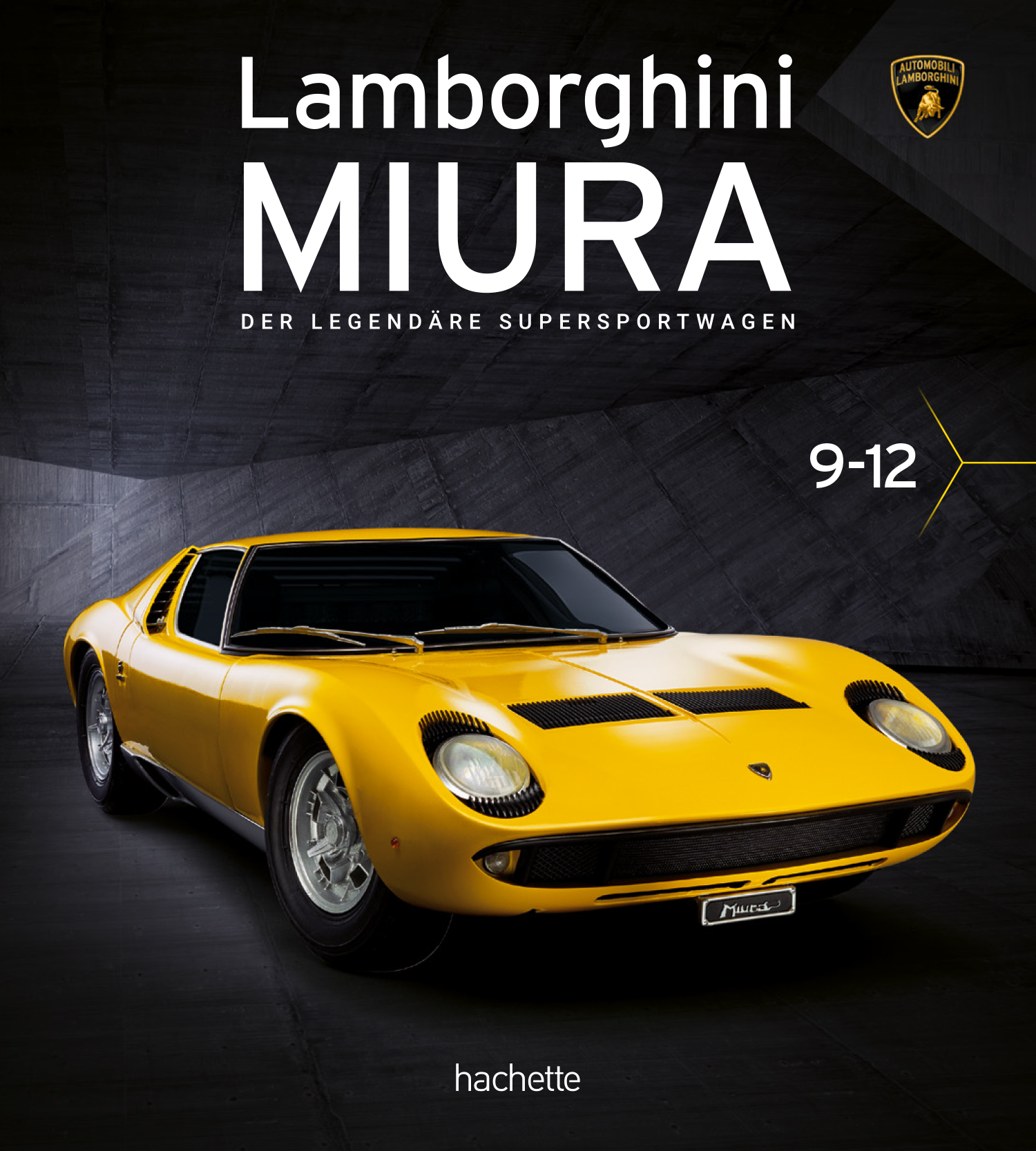 Lamborghini Miura – Lieferung 03