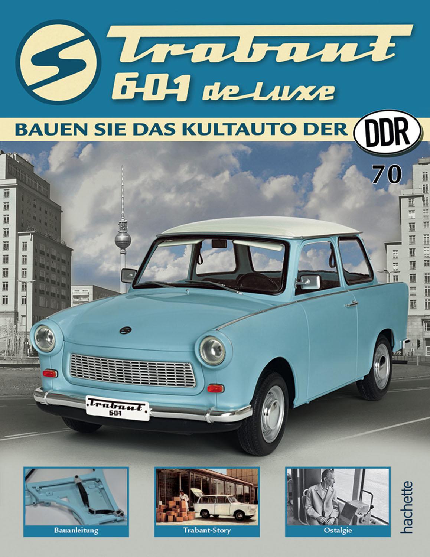 Trabant 601 de luxe – Ausgabe 070