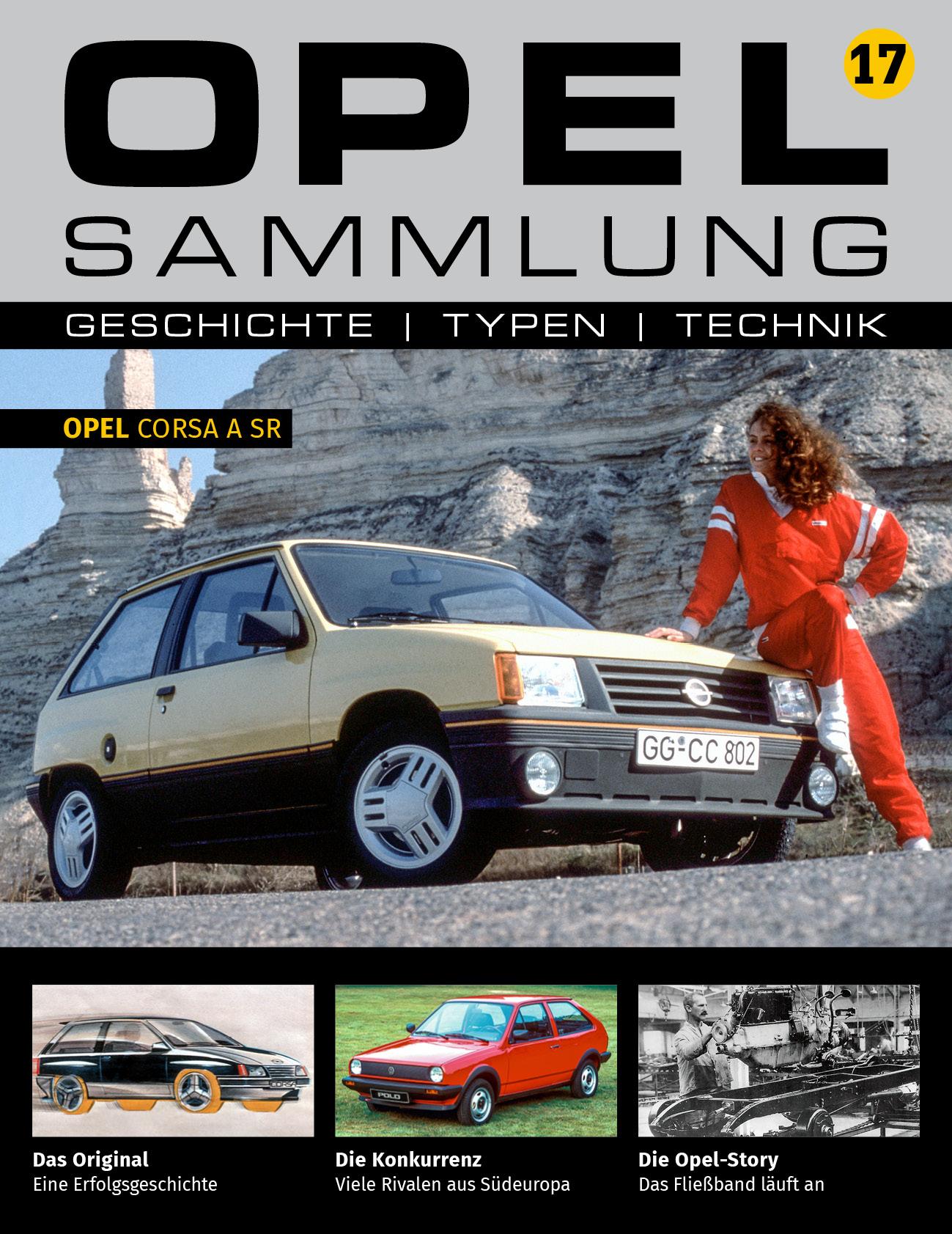 Opel-Sammlung – Ausgabe 17