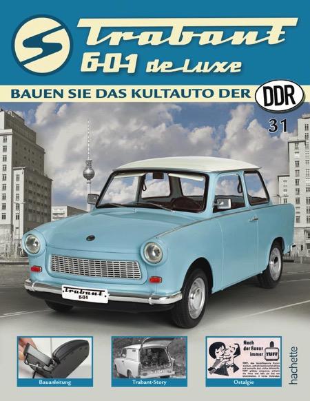 Trabant 601 de luxe – Ausgabe 031