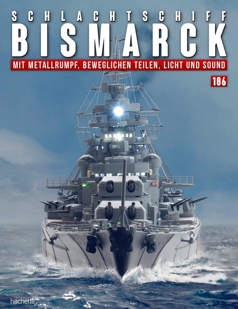 Schlachtschiff Bismarck – Ausgabe 106