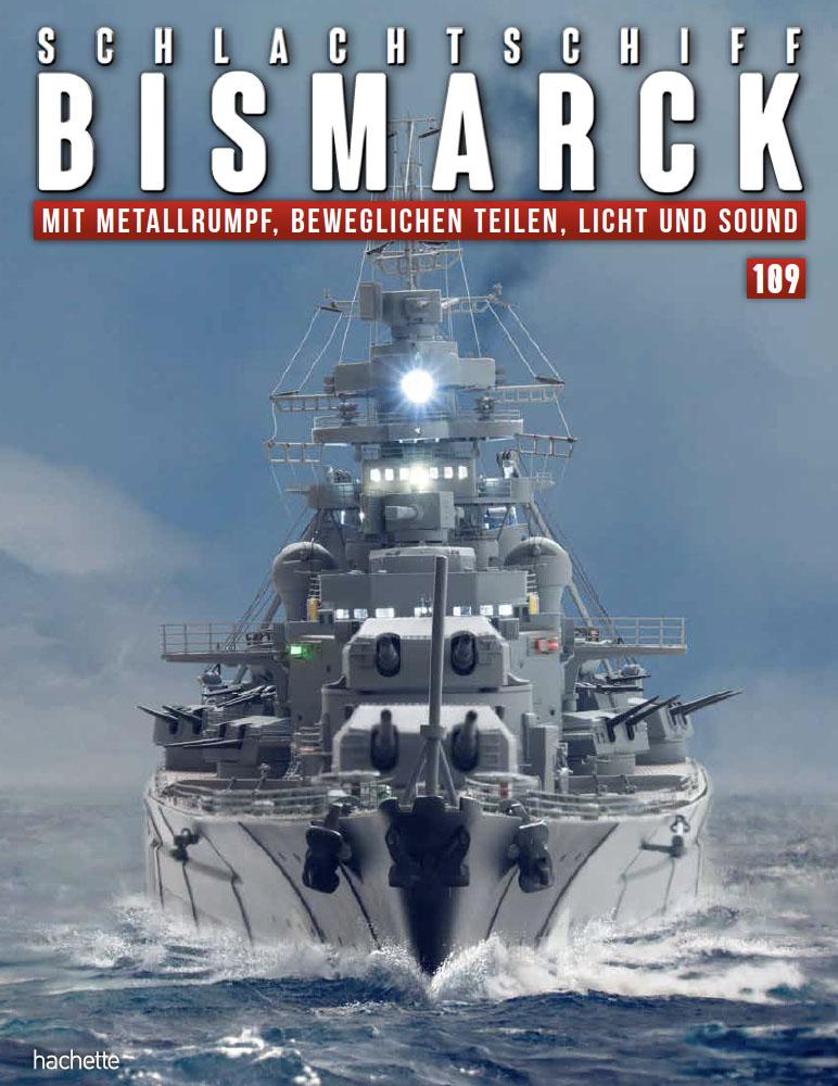 Schlachtschiff Bismarck – Ausgabe 109
