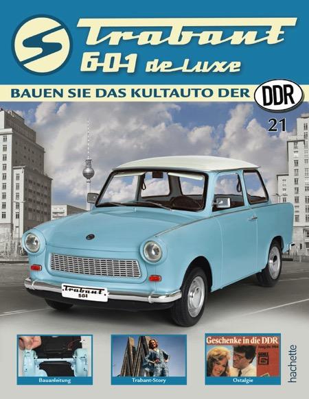 Trabant 601 de luxe – Ausgabe 021