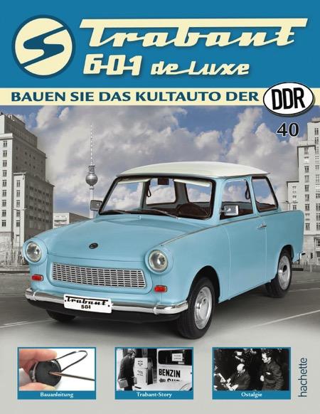 Trabant 601 de luxe – Ausgabe 040