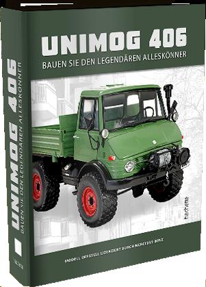 Unimog 406 – Sammelordner