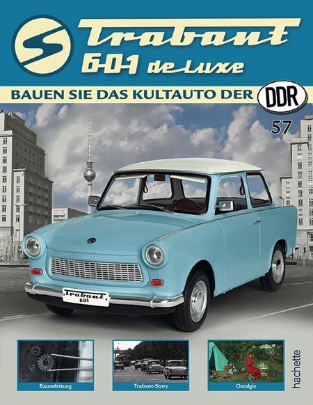 Trabant 601 de luxe – Ausgabe 057