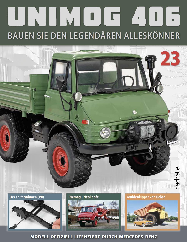 Unimog 406 – Ausgabe 023