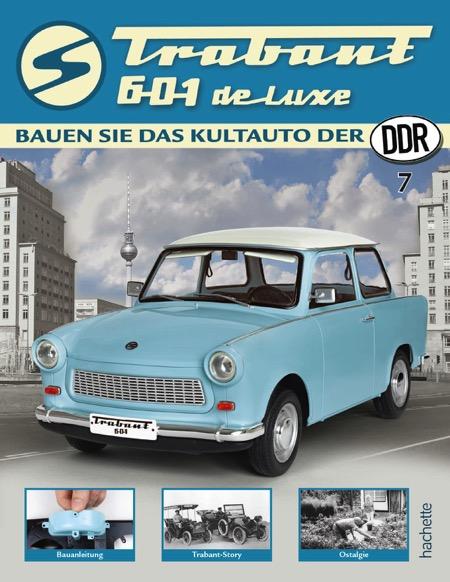 Trabant 601 de luxe – Ausgabe 007