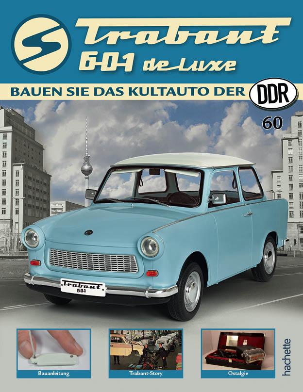 Trabant 601 de luxe – Ausgabe 060