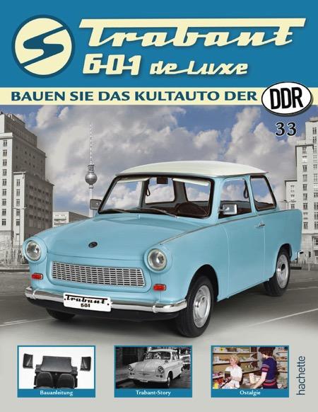 Trabant 601 de luxe – Ausgabe 033