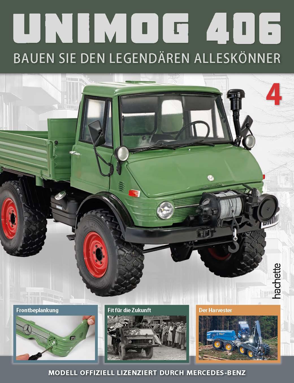 Unimog 406 – Ausgabe 004