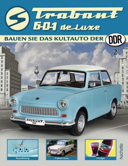 Trabant 601 de luxe – Ausgabe 002