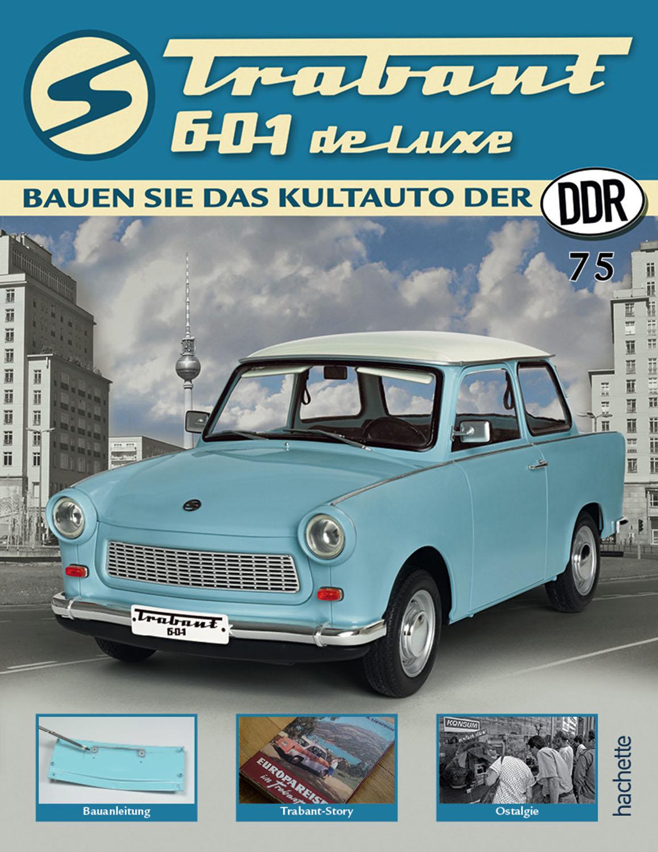 Trabant 601 de luxe – Ausgabe 075